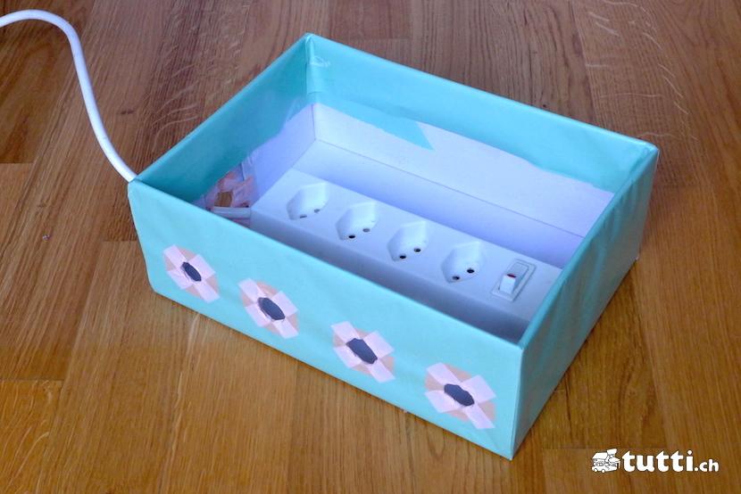 Kabelbox Schritt 2