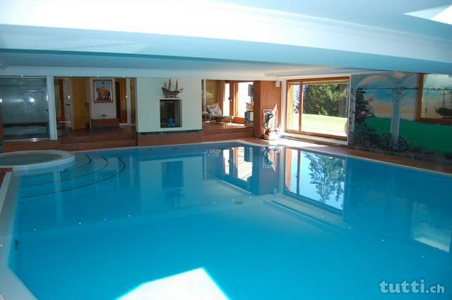 Luxus Apartment mit Pool