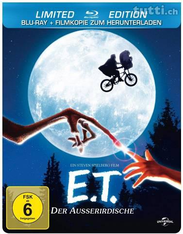 ET, Film, Steven Spielberg
