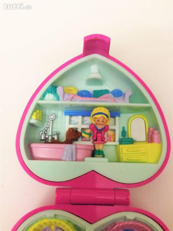 Polly Pocket, Spielzeug, Spielzeugwelg