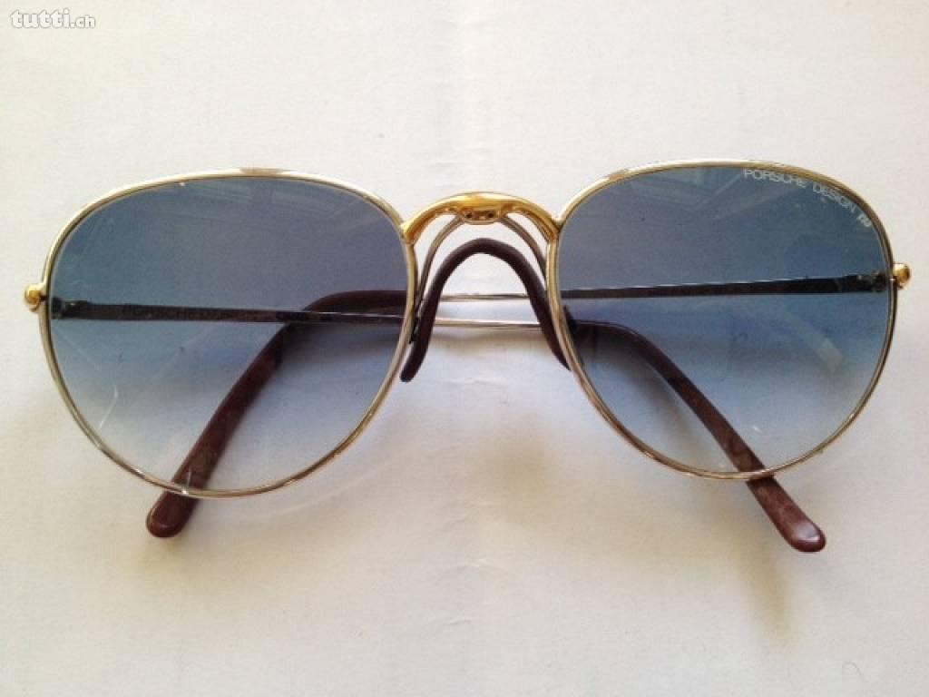 Sonnenbrille, getönte Sonnenbrille, 90er, Trend