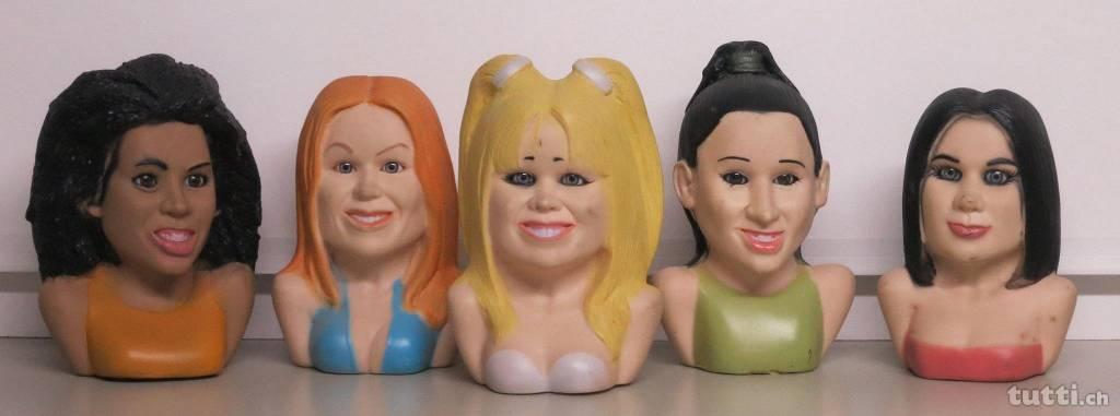 Spice Girls, Musik, Charts, Girlband
