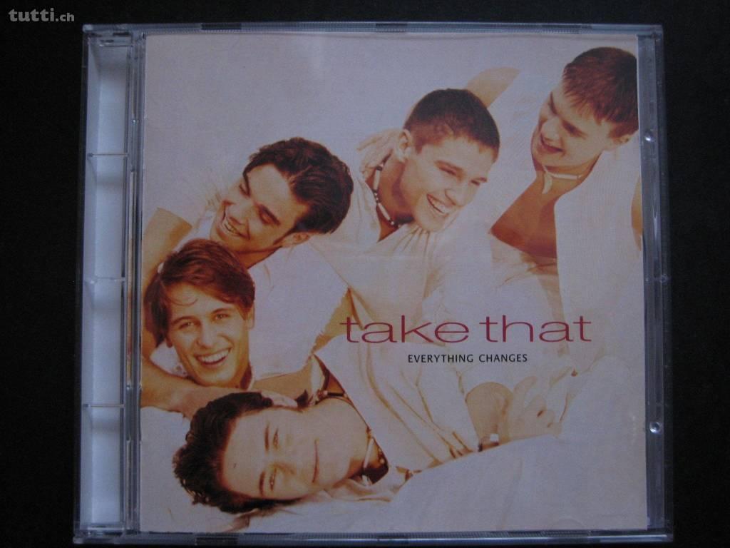 Take That, Musik, Boyband, 90er Jahre