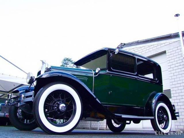 Oldtimer, Ford, Ford Modell A