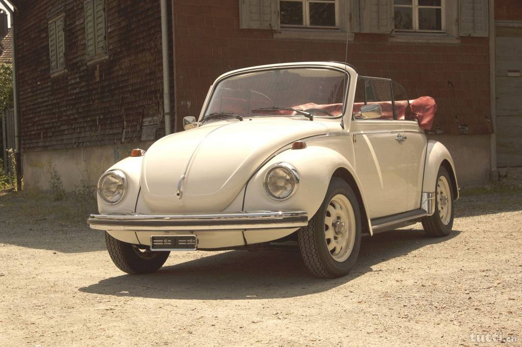 Oldtimer, Käfer, VW Käfer, Käfer Cabrio