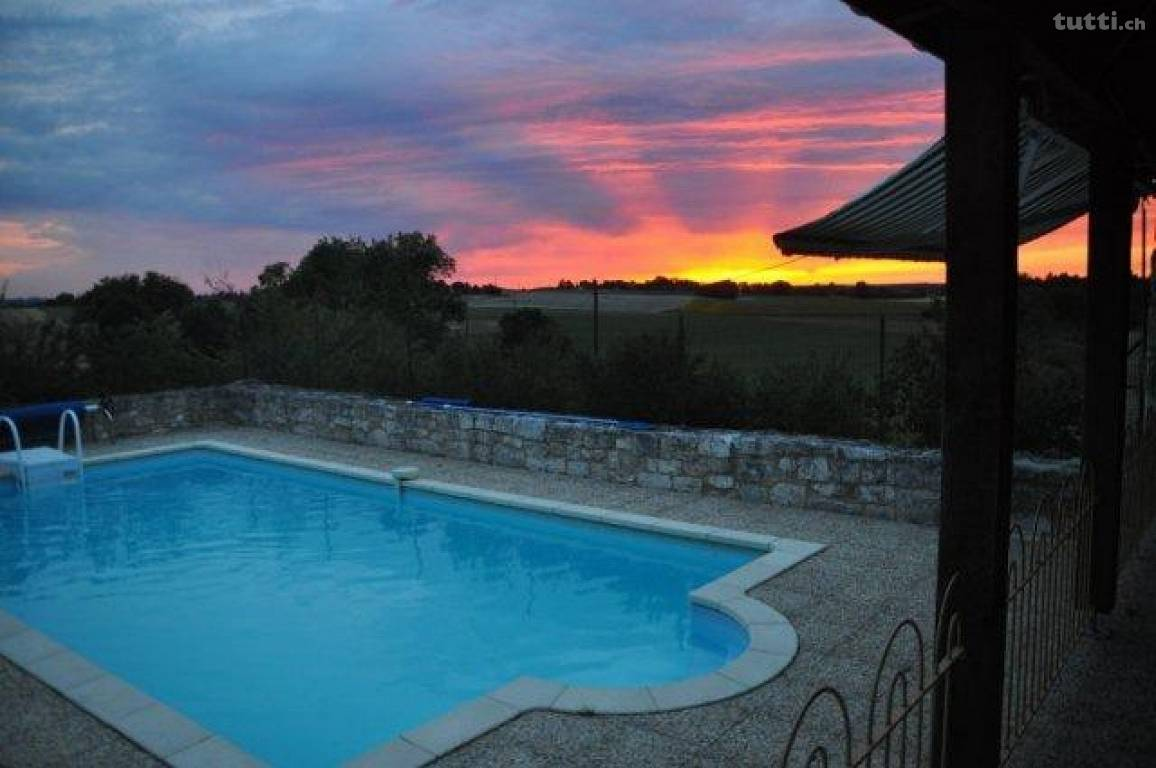Ferienhaus, Ferienhaus mit Pool, Ferien