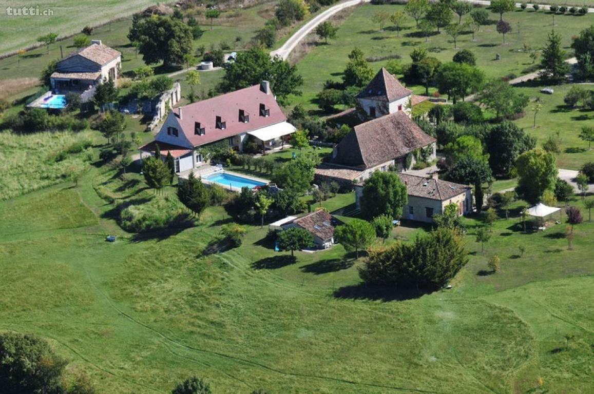 Ferienhaus, Bergerac, Urlaub, Ferien