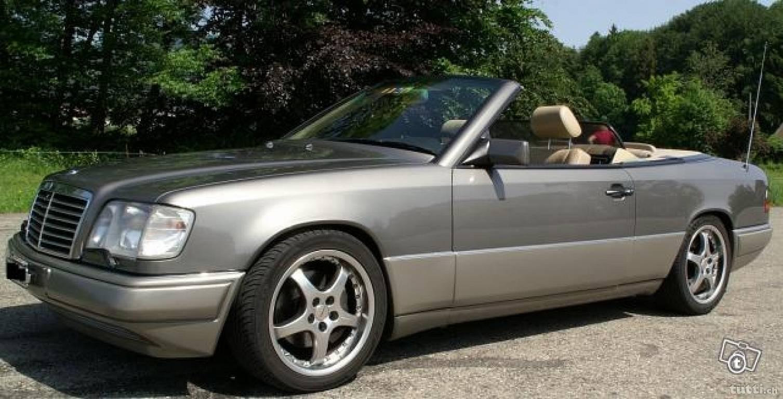 Mercedes Cabrio, Mercedes Oldtimer