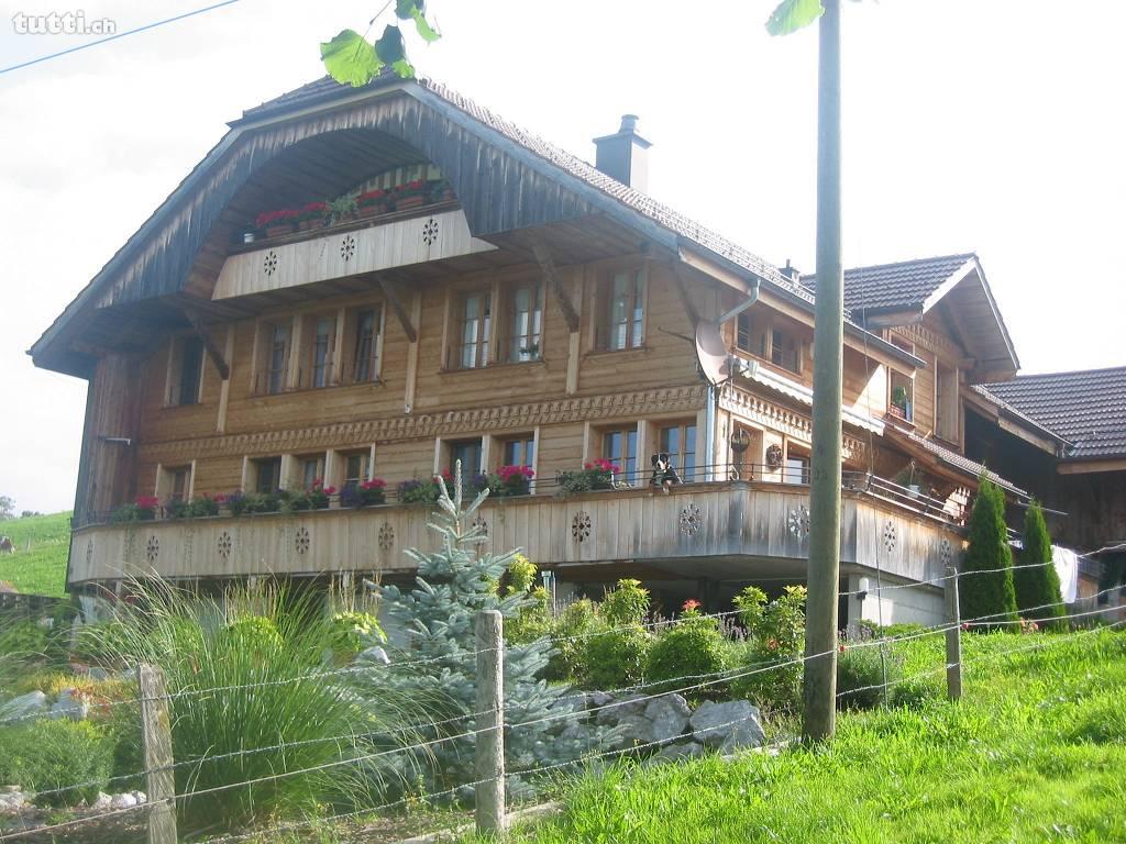 Ferien, Urlaub auf dem Bauernhof, Thun