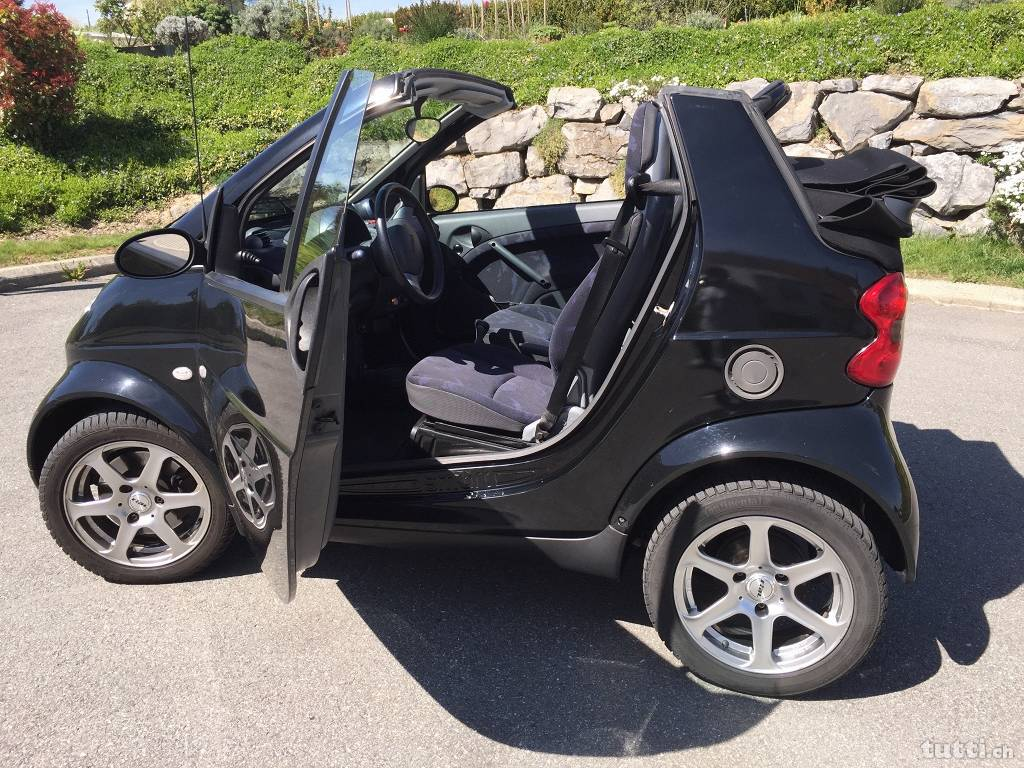 Smart Cabrio, Smart pulse, Smart
