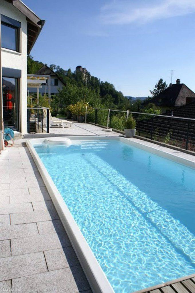 Haus mit Pool, Pool Villa, Villa
