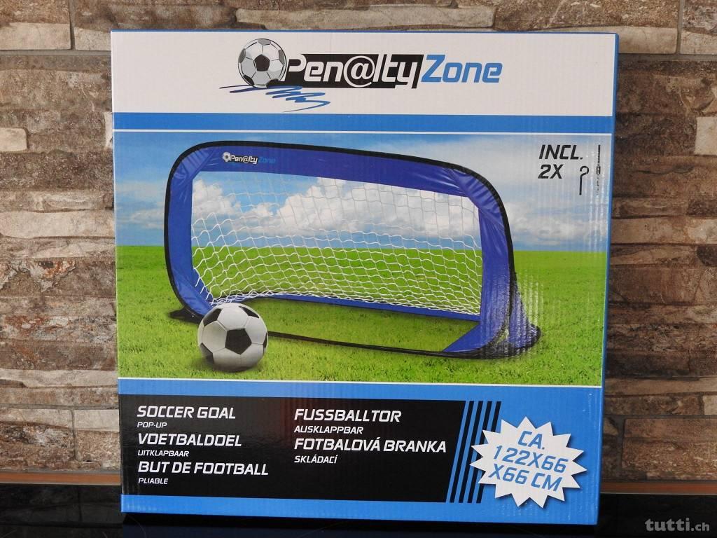 Fussball, Fussballtor, Fussball spielen