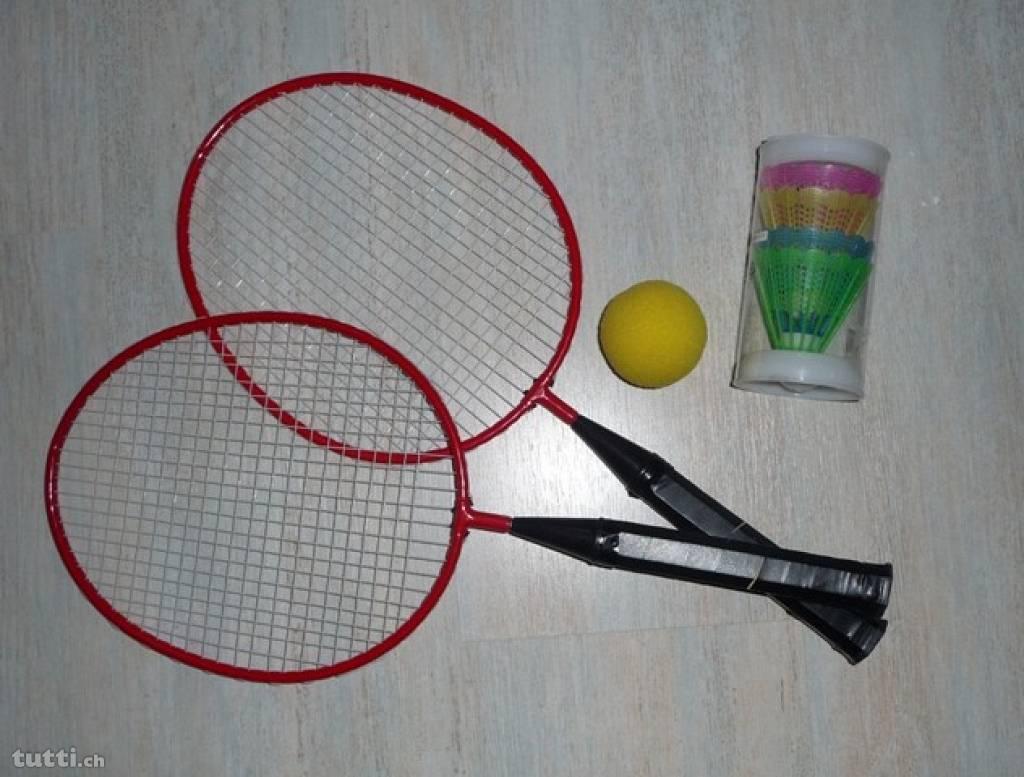 Badminton, Federball, Sommer