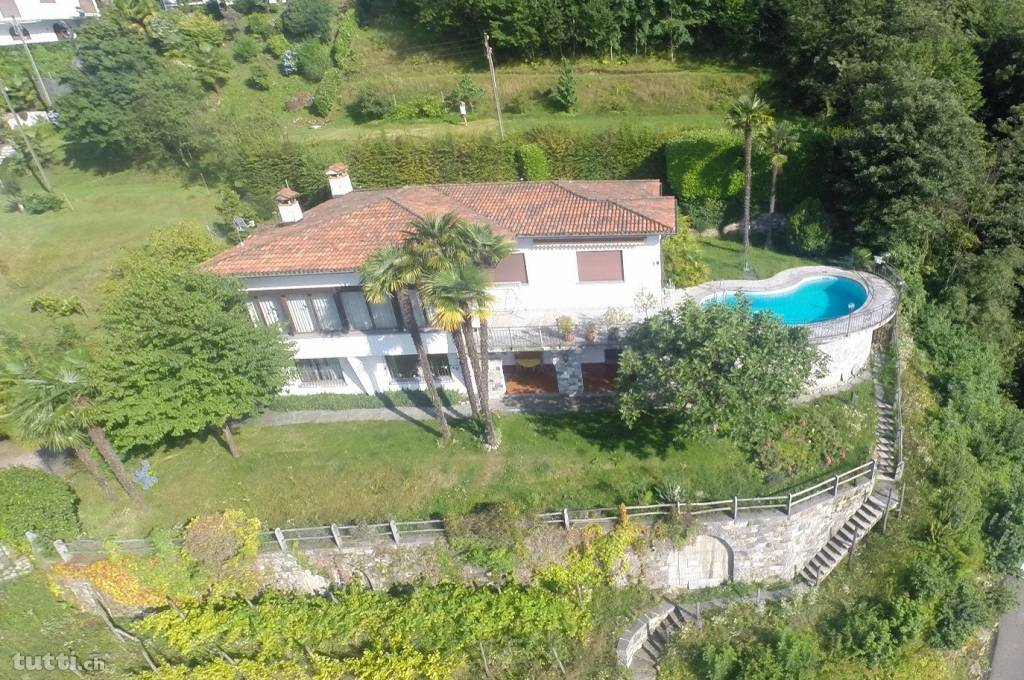 Pool, Villa mit Pool