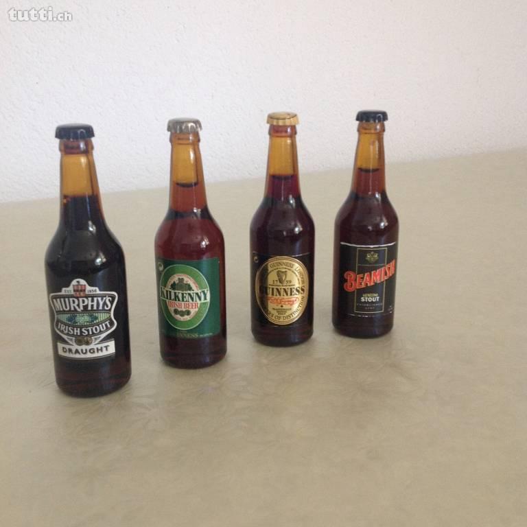 Bierflaschen, Mini Bierflaschen, Miniatur Bierflaschen, Bierflasche