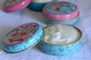Selbstegmachte Handcreme
