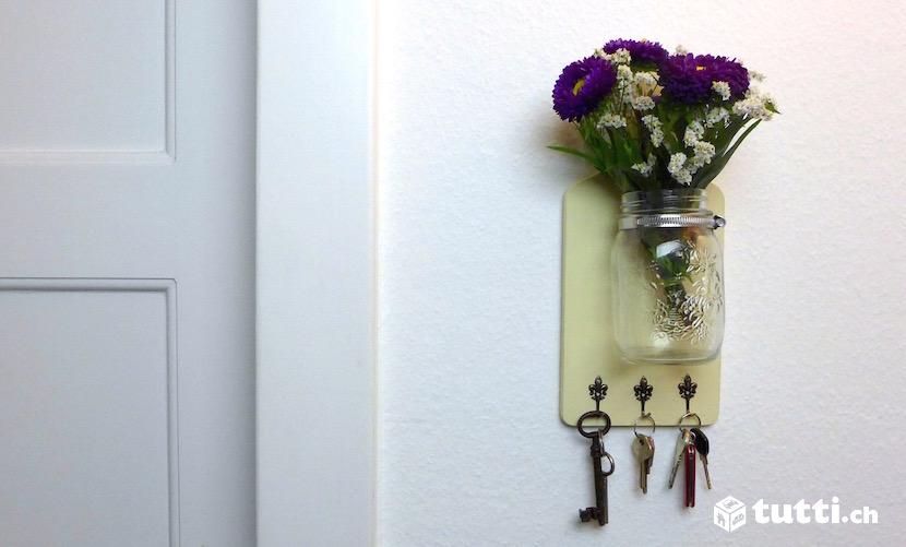 Ben noto Inspiration Shabby: Fai date: portachiavi da parete SA73